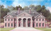 View house Plan#106-1037