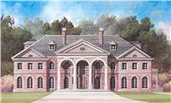 Main image for house plan # 16341