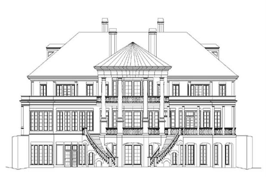 House Plan #106-1037