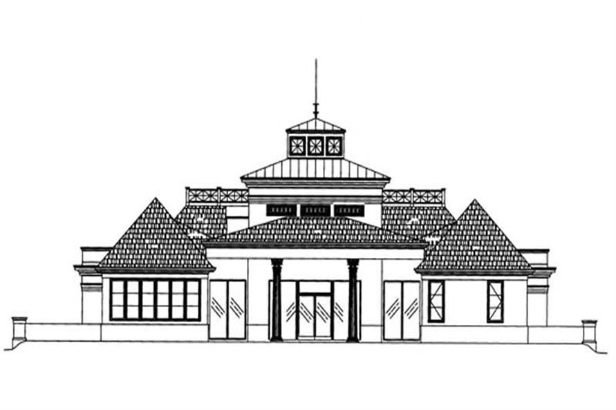 House Plan #106-1047