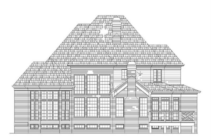 House Plan #106-1049