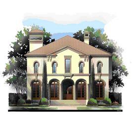 House Plan #106-1051