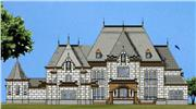 View house Plan#106-1052