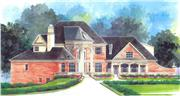 View house Plan#106-1053