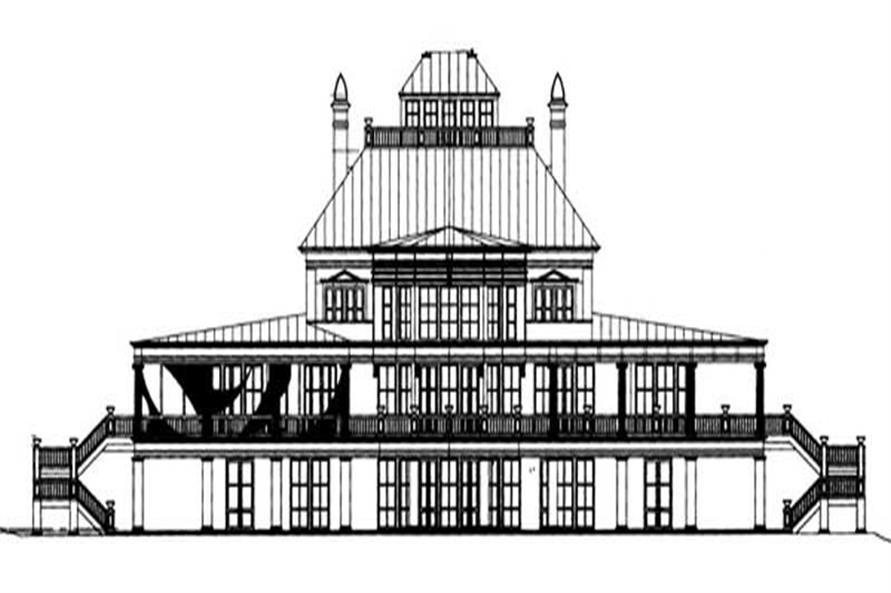 House Plan #106-1056