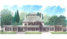Main image for house plan # 16338