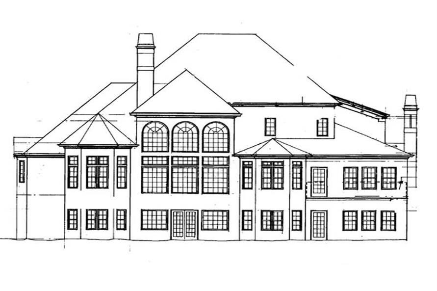 House Plan #106-1061