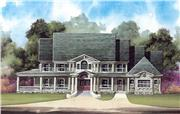 View house Plan#106-1063