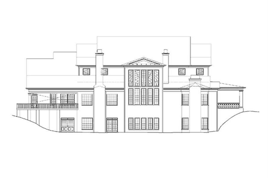 House Plan #106-1063