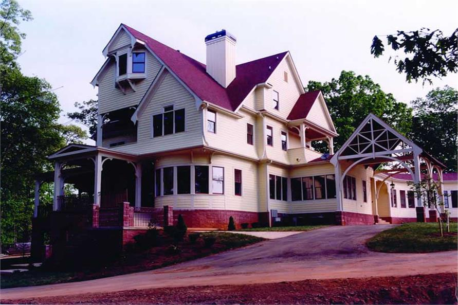 House Plan #106-1070