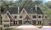 View house Plan#106-1071