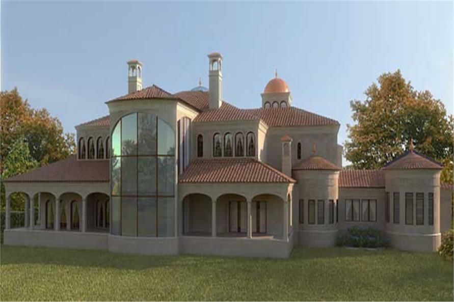 House Plan #106-1072