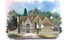 Main image for house plan # 16182