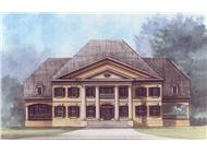 Main image for house plan # 16172
