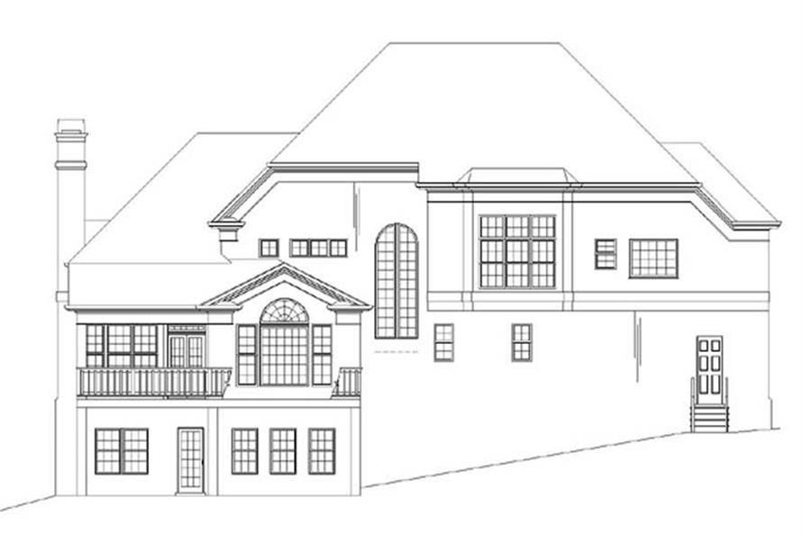 House Plan #106-1082