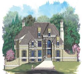 House Plan #106-1085