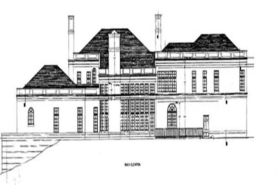 House Plan #106-1086