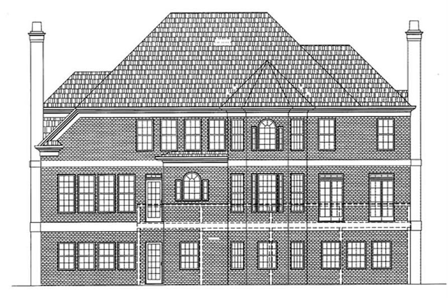 House Plan #106-1087