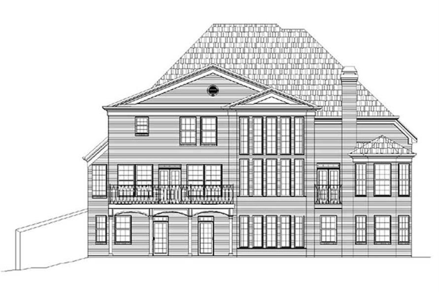House Plan #106-1091