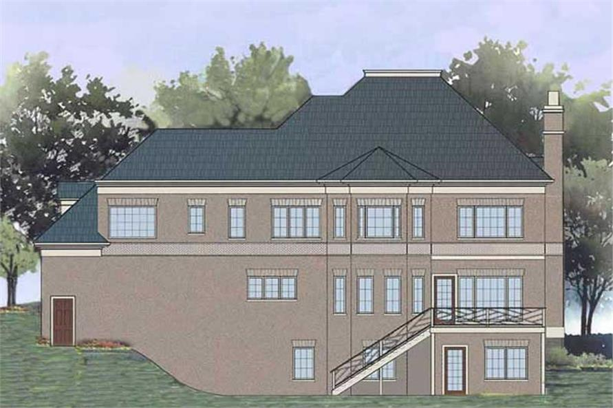 HOME PLAN KENDALL