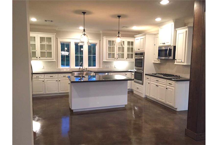 106-1100: Home Interior Photograph-Kitchen