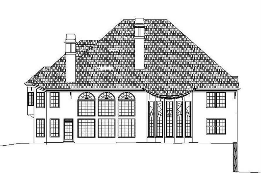 House Plan #106-1103