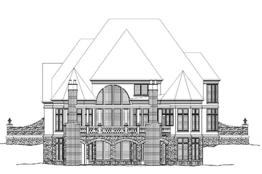 House Plan #106-1109