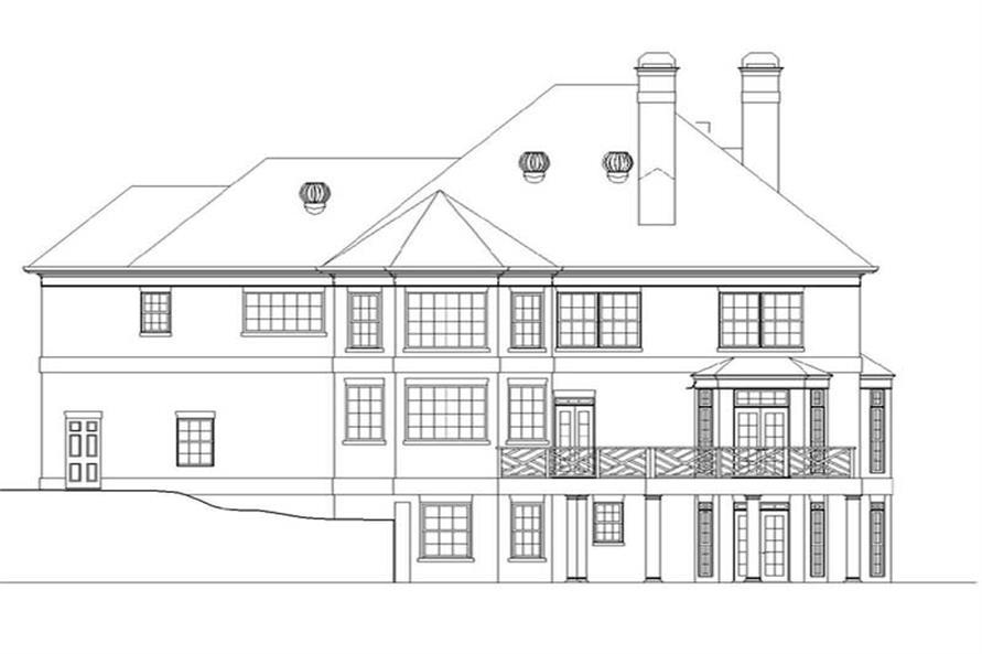 House Plan #106-1110