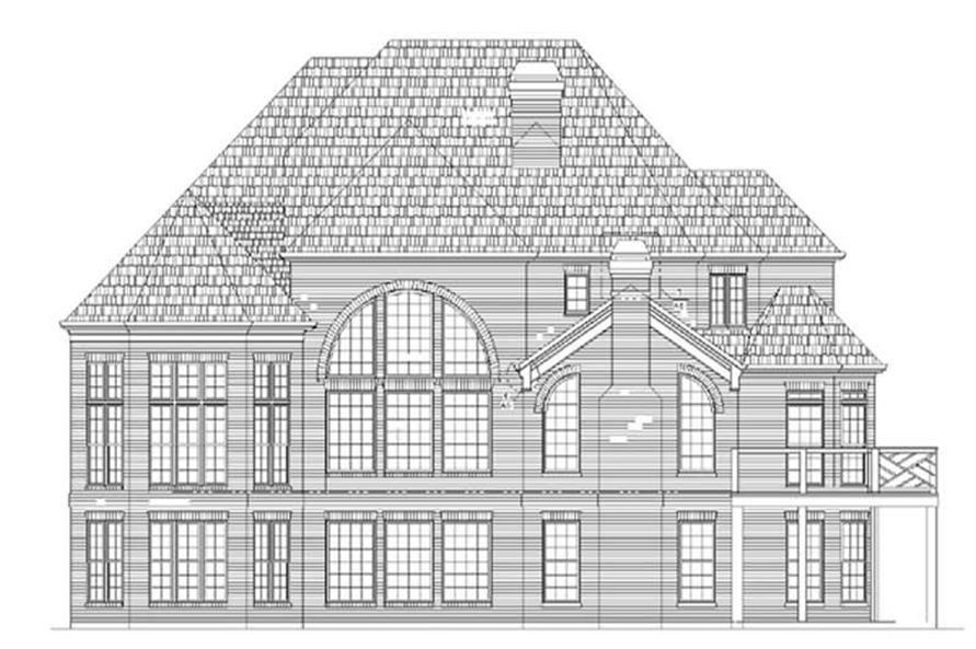 House Plan #106-1112