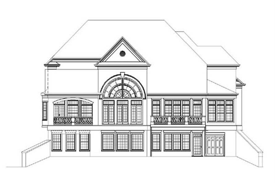 House Plan #106-1114