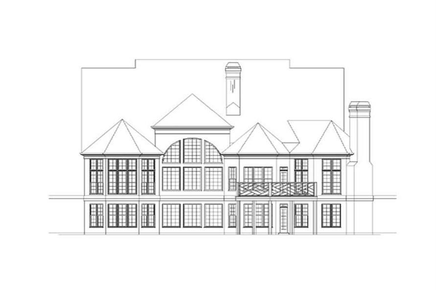 House Plan #106-1119