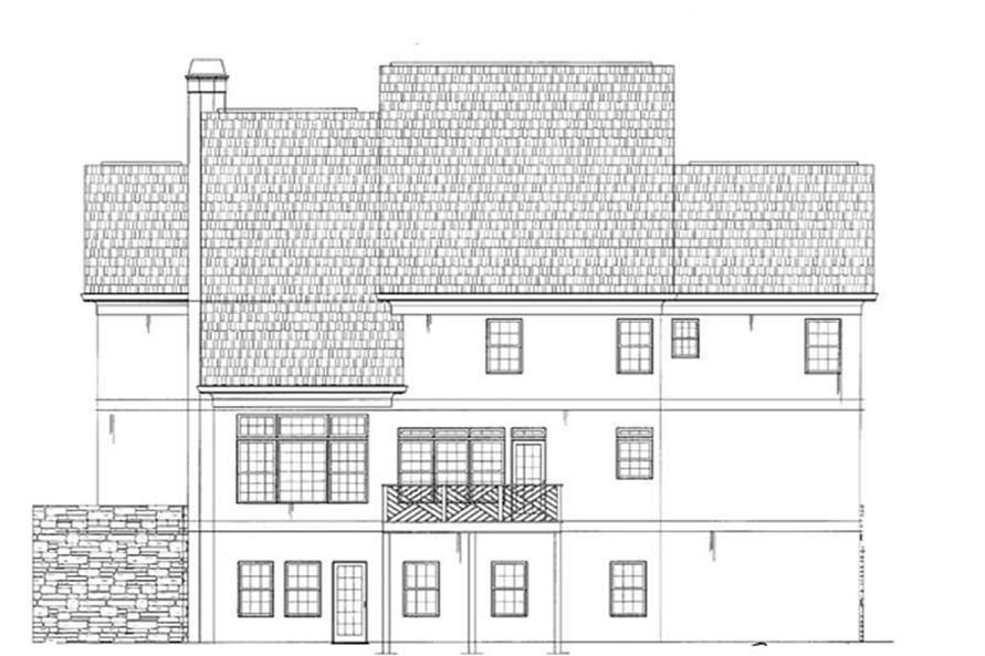 House Plan #106-1122
