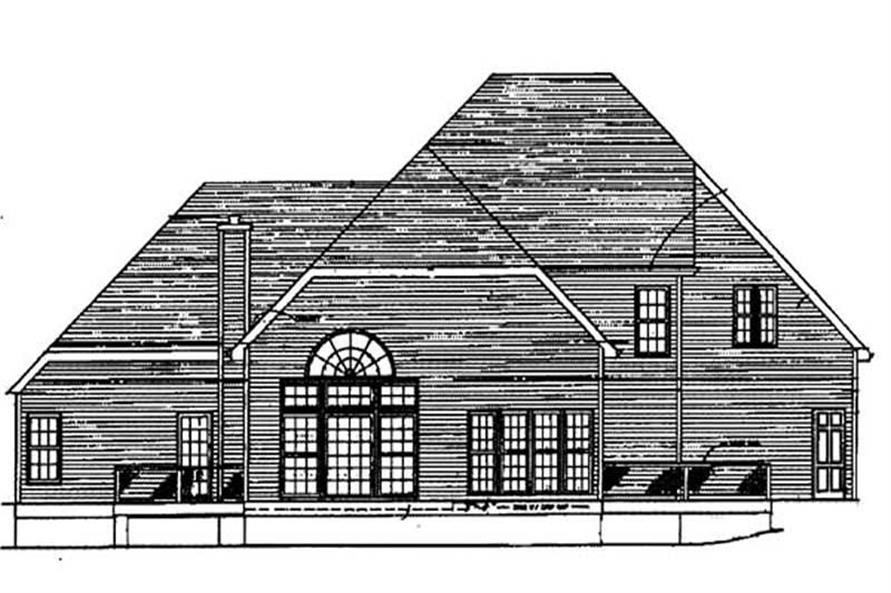 House Plan #106-1126