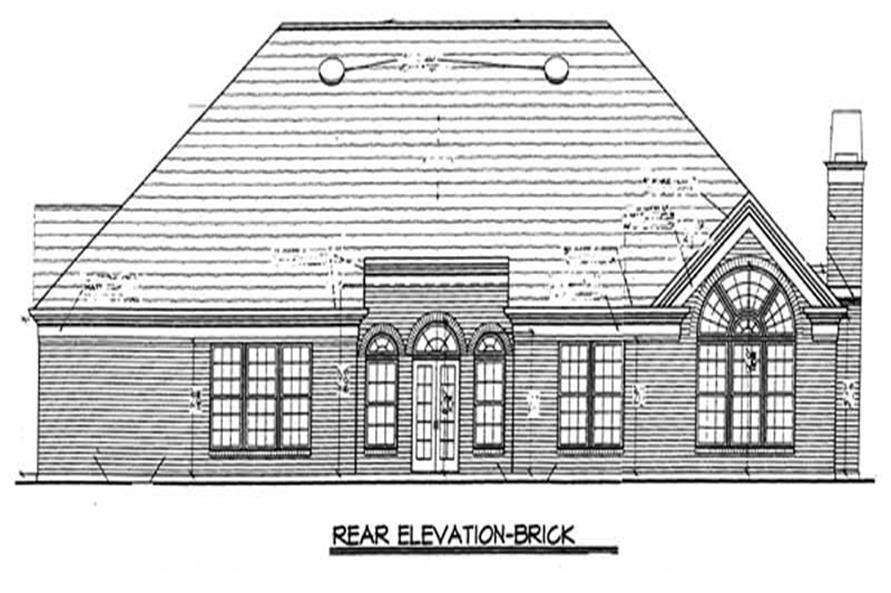 House Plan #106-1127