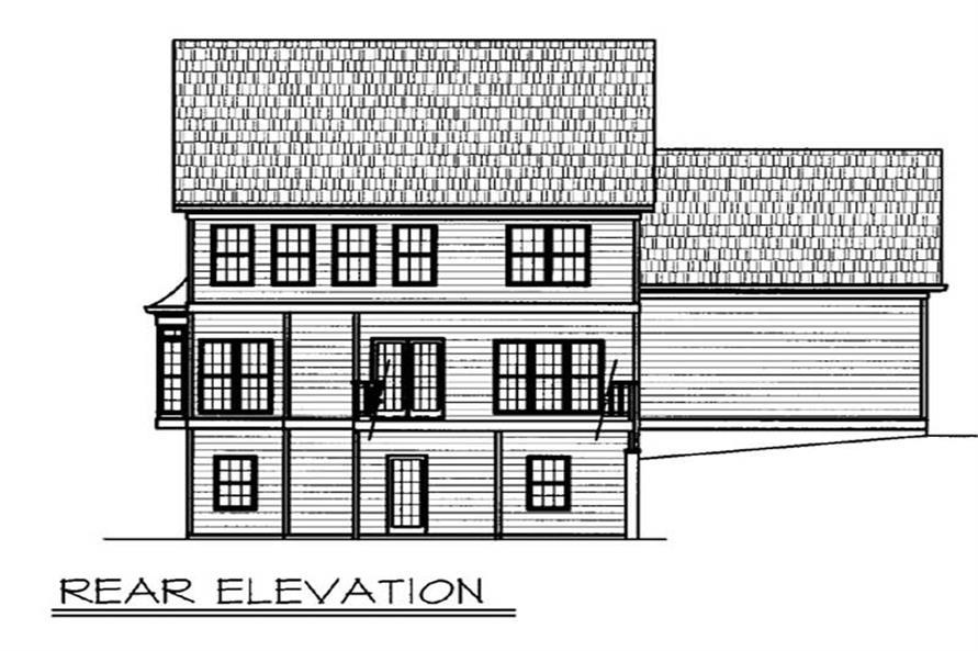 House Plan #106-1128