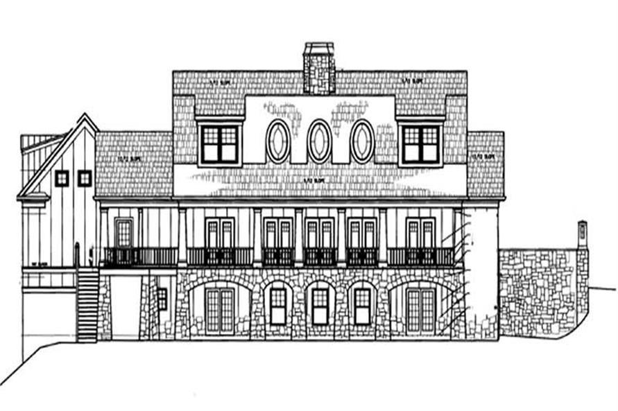 House Plan #106-1129