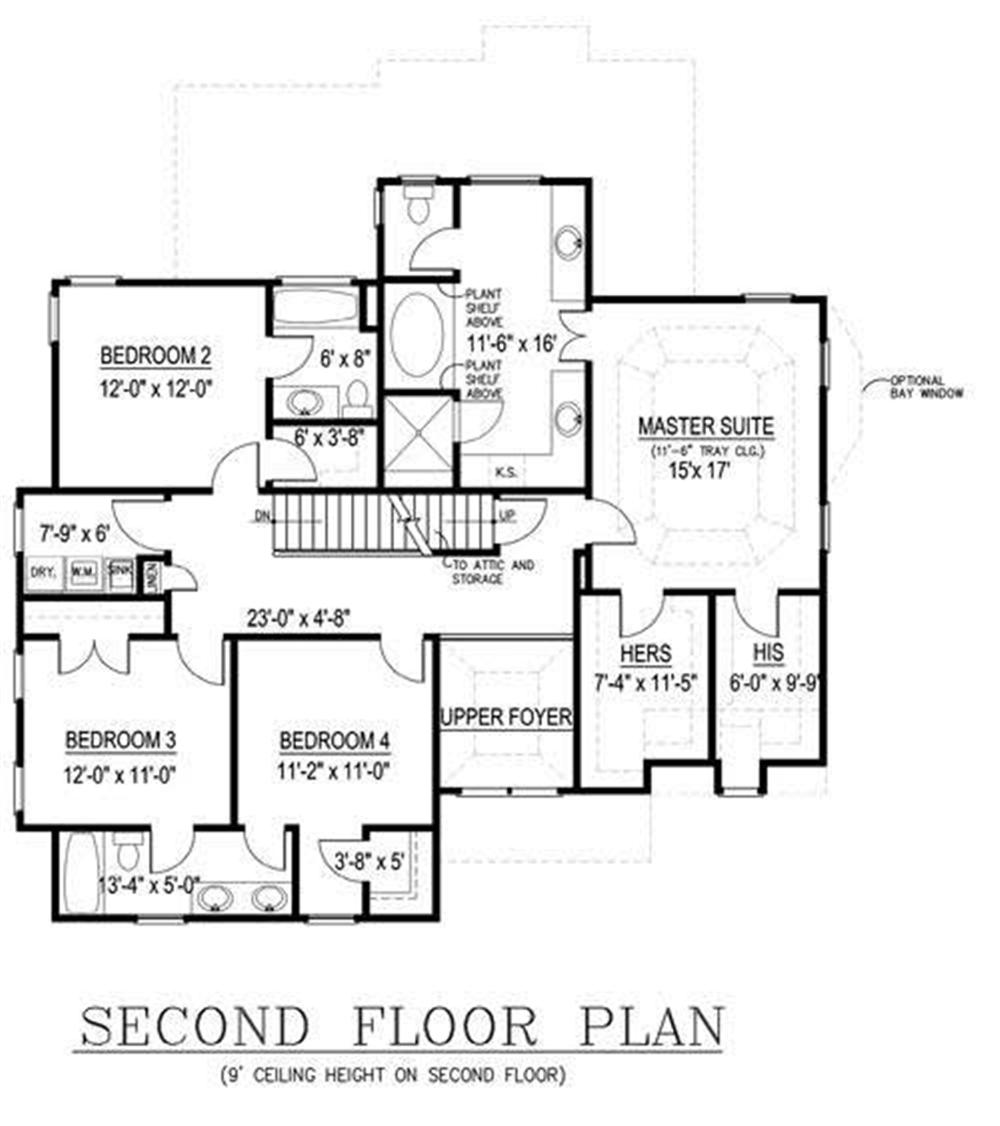 Beautiful Story House Floor Plans And Elevations Style Drawings