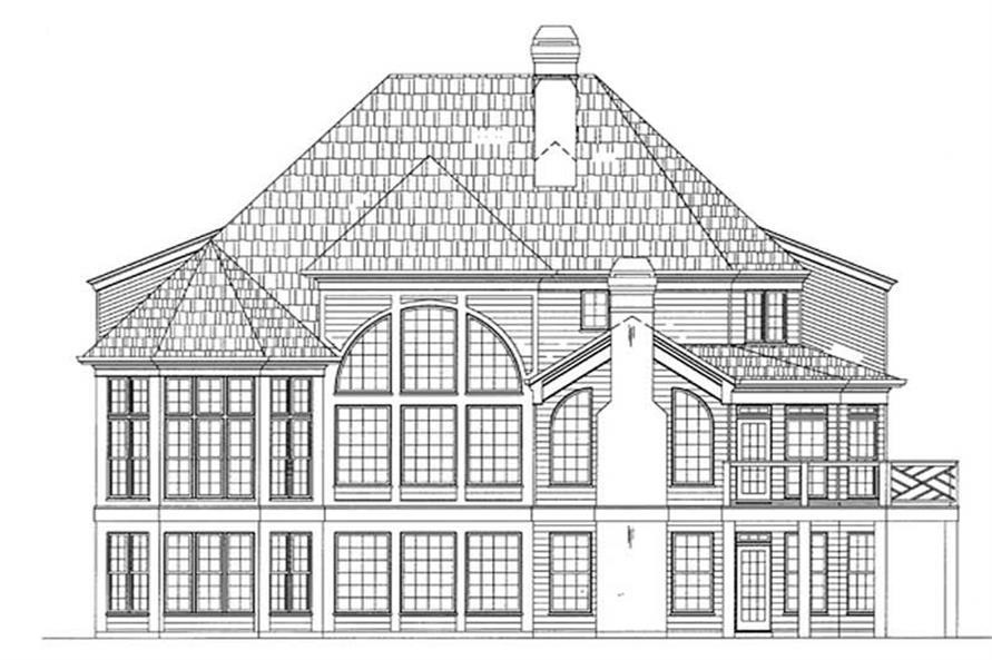 House Plan #106-1139
