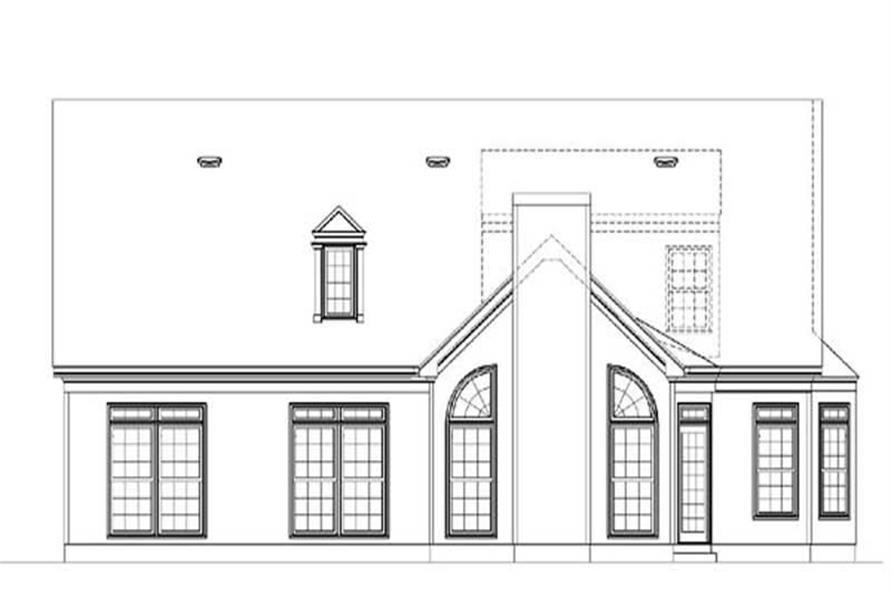 House Plan #106-1140