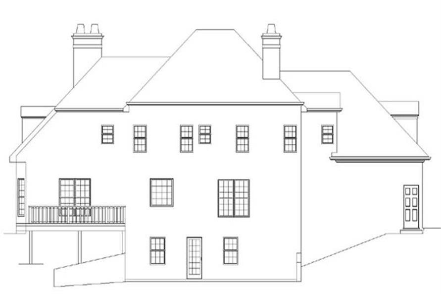 House Plan #106-1143