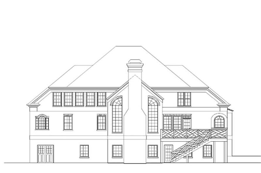 House Plan #106-1144