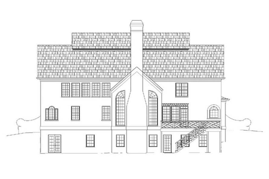 House Plan #106-1145