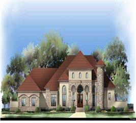 House Plan #106-1146