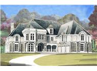 Main image for house plan # 14330