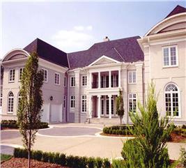 House Plan #106-1152