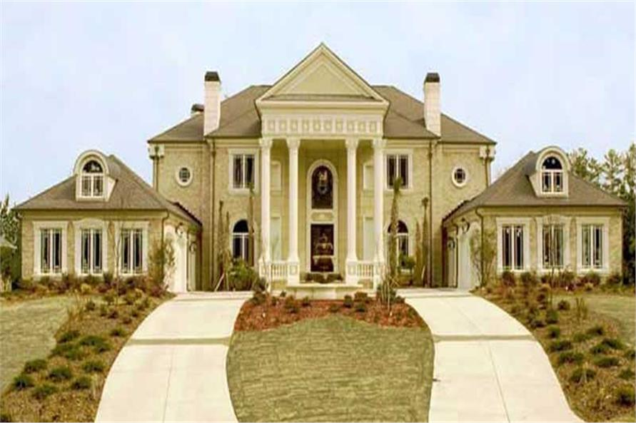 House Plans Photo of this 3-Bedroom,5730 Sq Ft Plan -5730