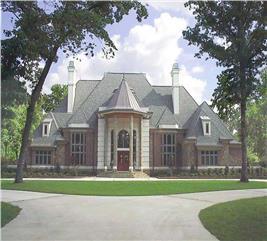 House Plan #106-1156