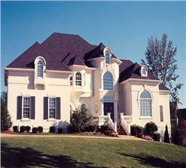 House Plan #106-1157