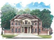 Main image for house plan # 14296