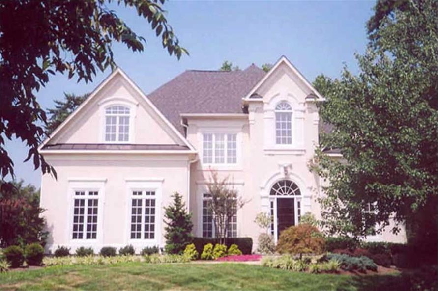 EXTERIOR PHOTO of this 4-Bedroom,2707 Sq Ft Plan -2707